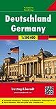 Deutschland Autokarte 1:500.000, freytag & berndt Auto + Freizeitkarten
