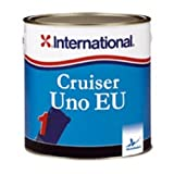 International Cruiser UNO EU Antivegetativa per barche a vela e a motore - international - amazon.it