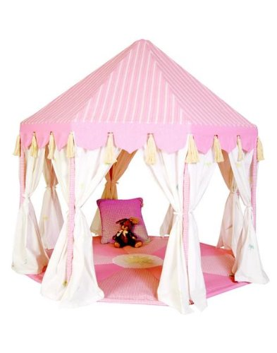 Win Green - Pavillion - Zelt Und Bodendecke - Rosarot - Tent - Pavilion and Quilt - Rose