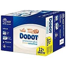 Dodot Protection Plus Sensitive Kit Recién Nacido ...
