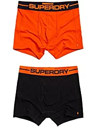 Superdry Men Underwear/Beachwear/Boxer Short Sport Boxer Double Pack