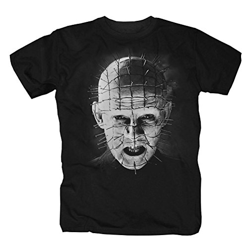 Hellraiser Shirt (XXL) (Halloween Film T Shirts)