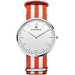 Marc Brüg Ladies' Minimalist Watch Goa 36
