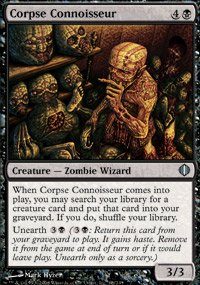 Magic the Gathering - Corpse Connoisseur - Esperto di Cadaveri - Shards of Alara