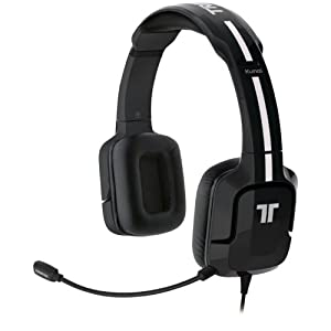 TRITTON Kunai Binaural Haarband Schwarz Kopfhörer – Kopfhörer (, Spielekonsole, binaural, Haarband, Schwarz, Playstation 3, Playstation 4, PS Vita, kabelgebunden)