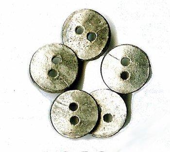 5 Stück Gegossen (Maerchen-Kunst gegossen Zinn Teile Perlen 5 Stueck AC469)