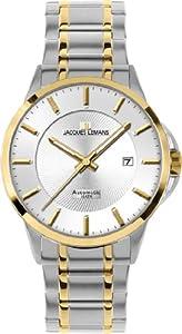 Reloj de caballero JACQUES LEMANS Sydney 1-1541H automático, correa de acero inoxidable color varios colores de Jacques Lemans