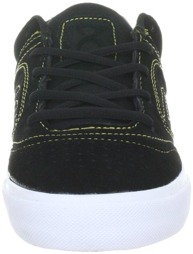 Emerica REYNOLDS 3 Kids 6302000006 Unisex-Kinder Sneaker Schwarz (Black/Gold)