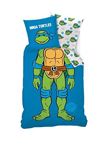 sahinler-tortues-ninja-nickelodeon-22010028-housse-de-couette-140-x-200-taie-doreiller-63-x-63-coton