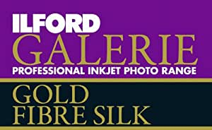 Ilford 1155307 Papier Photo Baryte 127 cm x 12 m 1 rouleau