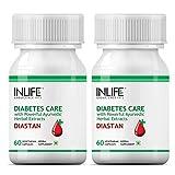 Inlife Diastan Supplement (60 Capsules) - Pack Of 3