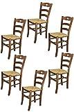 Tommychairs sillas de Design - Set de 6 sillas Savoie 38