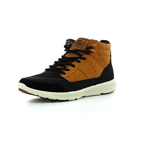 Herren Sneaker Supra Bandito Sneakers Schwarz