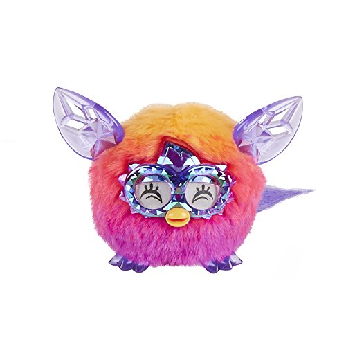 Furby Furblings Creature Plush (Orange/Pink)