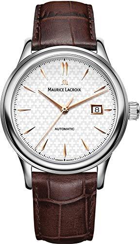 Maurice Lacroix Les Classiques LC6098-SS001-132-2 Orologio automatico uomo Classico semplice