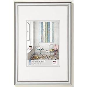 bilderrahmen 50 70 silber g nstig online kaufen dein m belhaus. Black Bedroom Furniture Sets. Home Design Ideas