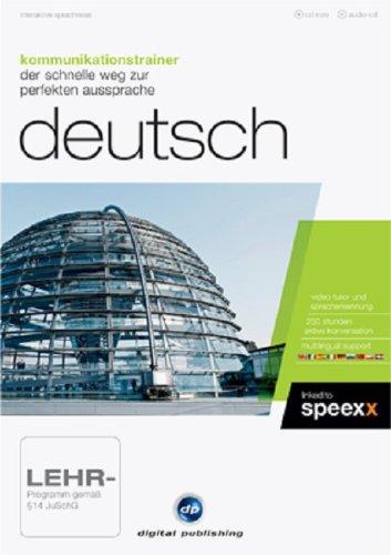 Interaktive Sprachreise: Kommunikationstrainer Deutsch [Download]
