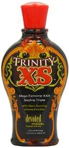 Devoted Creations Trinity XS Mega Extreme XXX Sizzling Tingle with Black Bronzing Silicone Emulsion 360ml