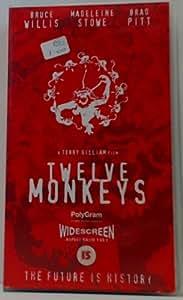 12 Monkeys - Twelve Monkeys [VHS] [UK Import]