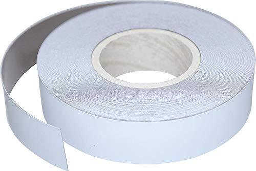 Magnetband PVC weiss L 30 m x B 50 mm