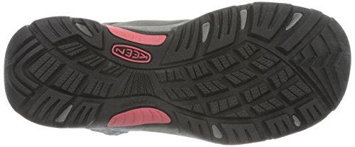 KEEN Women's Revel III Winter Boot, Black/Rose, 5 M US Schwarz (black/rose)