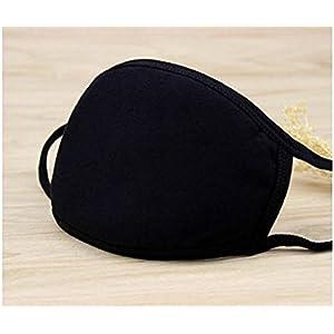 Stybelle Baumwolle Atmungsaktiv Männer und Frauen Persönlichkeit Maske staubdicht Winddicht Anti-Fog-Sonnenschutz