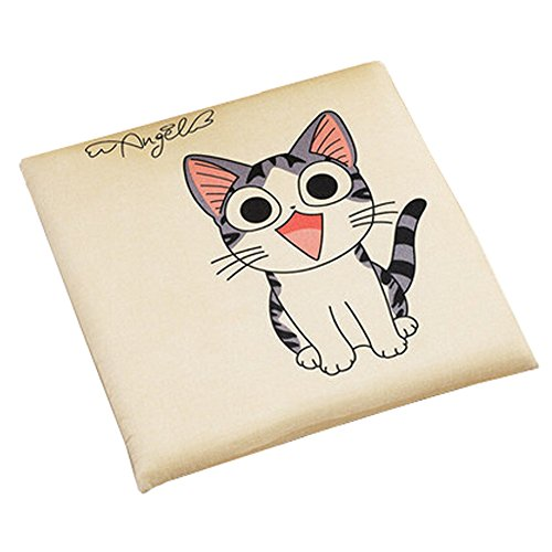 Place Home / Office Cute Cartoon Floor Chair Coussin, NO.9