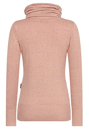 Naketano Female Knit Geh Weg Fancy Apricot Melange