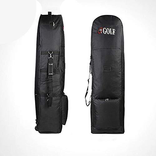 Caso durable cubierta transporte acolchada bolsa golf