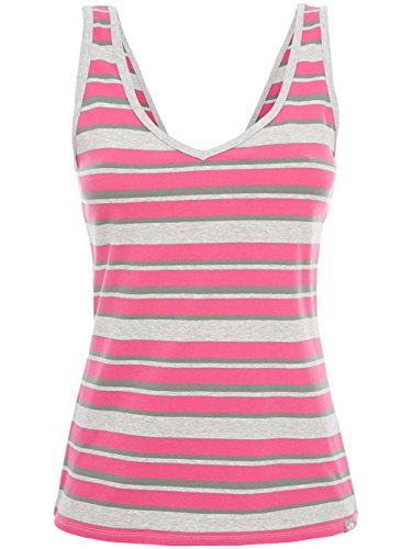 North Face Damen T-Shirt W Manicis Tank Raspberry Rose