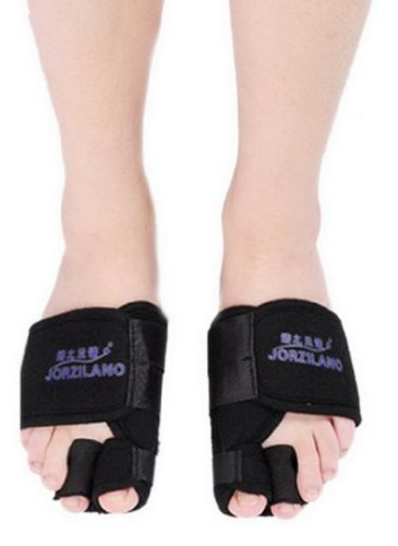 y-boa-correcteurs-bunion-orteil-noir-soins-des-pieds-coussin-protecteur-hallux-valgus-noir