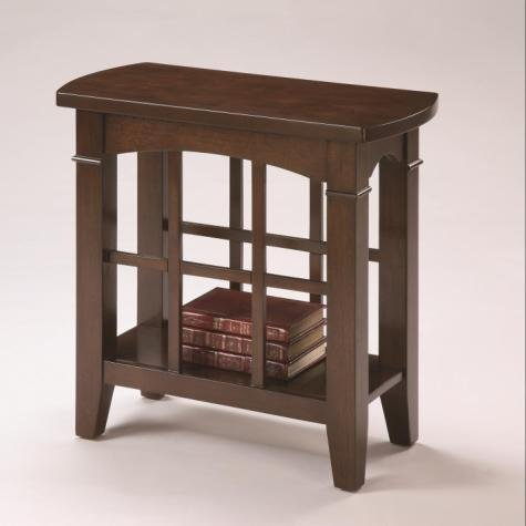 Chair Side Table by AtHomeMart