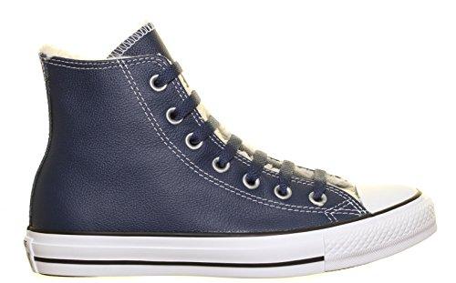 Converse Ct Shear Lea Hi, Damen Hohe Sneakers Blau