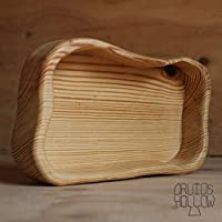Druids Hollow - Handmade Wooden Curved Dice Tray - for RPGs, D&D, Pathfinder, and other tabletop games!