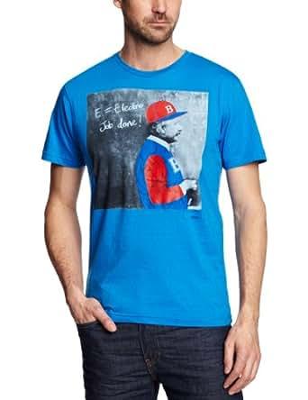 Bench Herren Langarmshirt T-Shirt Geniusism blau (skydiver) Medium