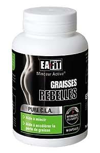 EA FIT Pure CLA - Minceur Active - 90 capsules