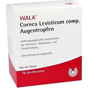 CORNEA/ LEVISTICUM comp. Augentropfen 30X0.5ml