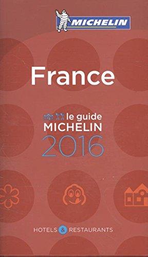 Descargar LE GUIDE MICHELIN FRANCE 2016 (FR)