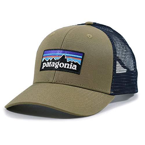 Patagonia P-6 Trucker Hat Sage Khaki