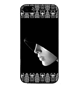 ifasho Designer Phone Back Case Cover Apple iPhone 5S ( So I Love You Quotes for Love )
