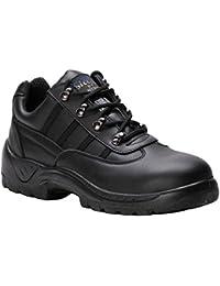Portwest Steelite Safety Clog SB AE WRU, Herren Sicherheitsschuhe, Schwarz (Black), Gr. 44 EU (10 UK)