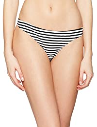 PIECES Damen Bikinihose Pcliliella Normal Bottom Classic Stripe