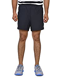 Nike Mens Cotton Shorts (644237-10_Xxl_Black Anthra Reflective Silv _Xx-Large)