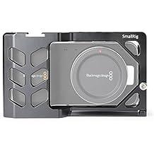SmallRig Vídeo Jaula de la Cámara de Blackmagic Pocket Cinema Camera 2012