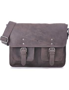 URBAN FOREST, Cntmp, Leder, Handtaschen, Messenger Bag, Businesstaschen, Aktentaschen, Umhängetaschen, Crossover...
