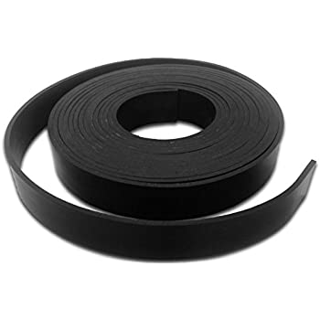 Delta Rubber Limited Solid Neoprene Rubber Strip 12mmx1.5mm Huge Range Of Width And Thickness Available In 5m Lengths