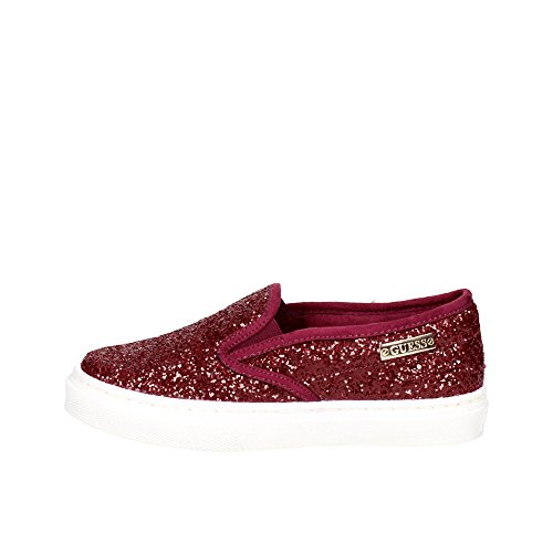 Guess FL3 GT2 FAM Slip-on Donna Glitter Bordeaux Bordeaux 38