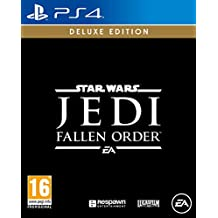 Star Wars: JEDI Fallen Order - Deluxe Edition (PS4)