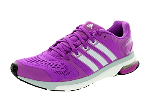 Adidas Adistar Boost W Esm Violet / gris Chaussure de course 5 nous Purple/Grey
