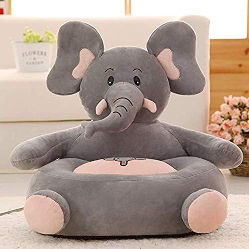 Kailya Kinder Sofa Sitz Kinder Stuhl Sessel Tier Sofa Sitz (elephant)